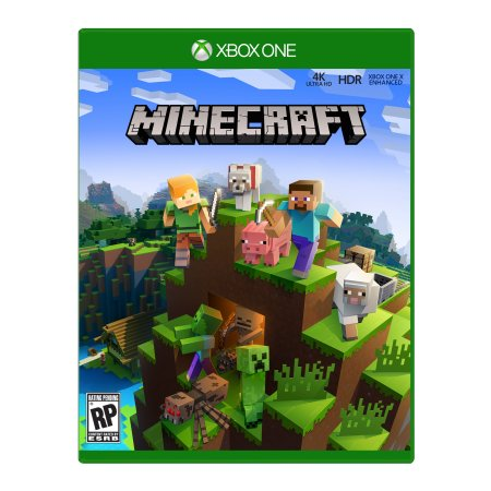 Minecraft Super Plus Pack, Microsoft, Xbox One, 889842242546 by Microsoft