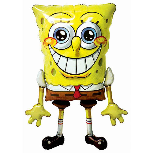 SpongeBob Giant Gliding Balloon