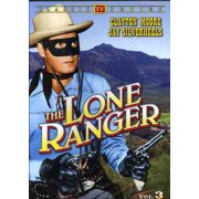 The Lone Ranger: Volume 3 by ALPHA VIDEO DISTRIBUTORS