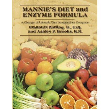 Régime alimentaire de Mannie et l'enzyme Formule: un changement de régime de vie Conçu pour tout le monde