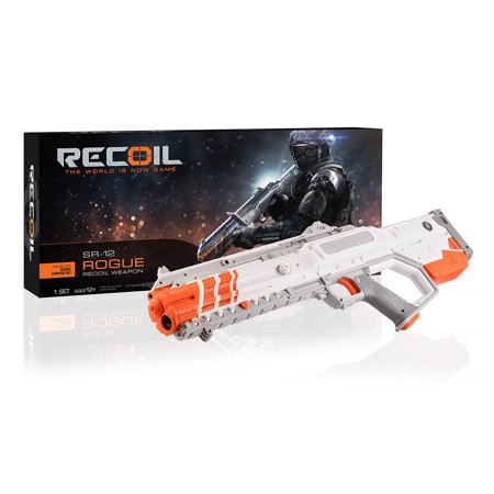 Recoil Laser Tag Sr 12 Rogue Blaster Powered By