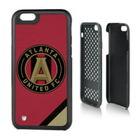 Atlanta United FC ATLUTD Solid Rugged Case for iPhone 6 / 6S