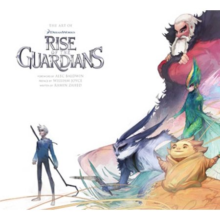 Halloween Rise Of The Guardians (The Art of Rise of the)