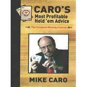 Caro's Most Profitable Hold'em Advice - eBook