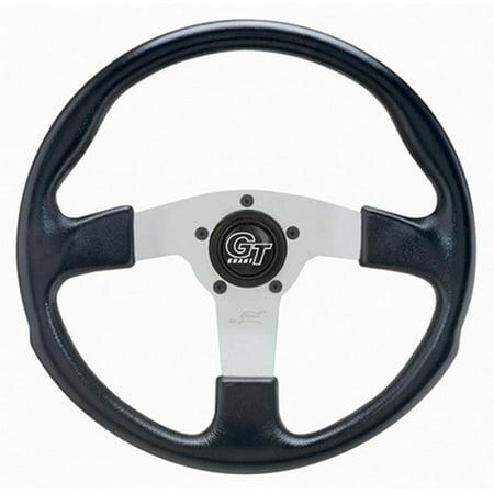 Grant Silver Anodize Aluminum 13 in Diameter GT Rally Steering Wheel P/N 760