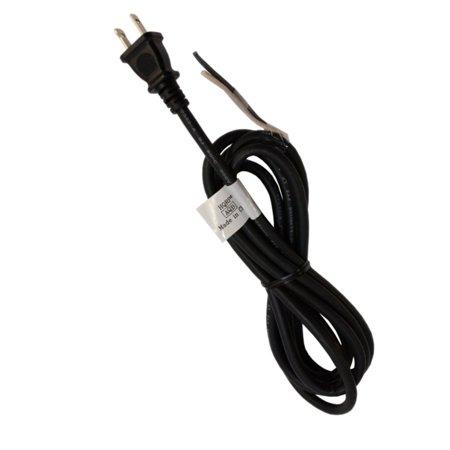 HQRP AC Power Cord for Makita 9005BZ 9503BH 9505BH 9526PB 9526PBH 9527NB  9527PB 9528NB 9528PB Grinder Mains Cable Repair + HQRP Coaster