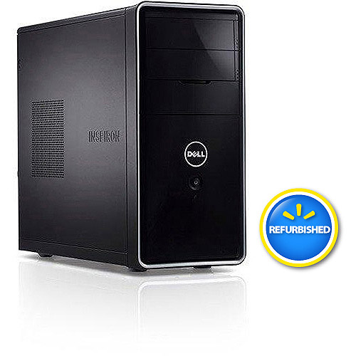 "Dell Inspiron Refurbished i660-6986BK Desktop PC with Intel Core i5-3330 Processor, 8GB Memory, 23"" Monitor, 1TB Hard Drive and Windows 8"