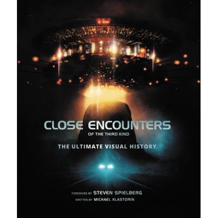 Close Encounters of the Third Kind : The Ultimate Visual