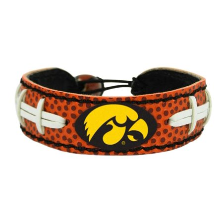 Iowa Hawkeyes Bracelet - Classic Football ()