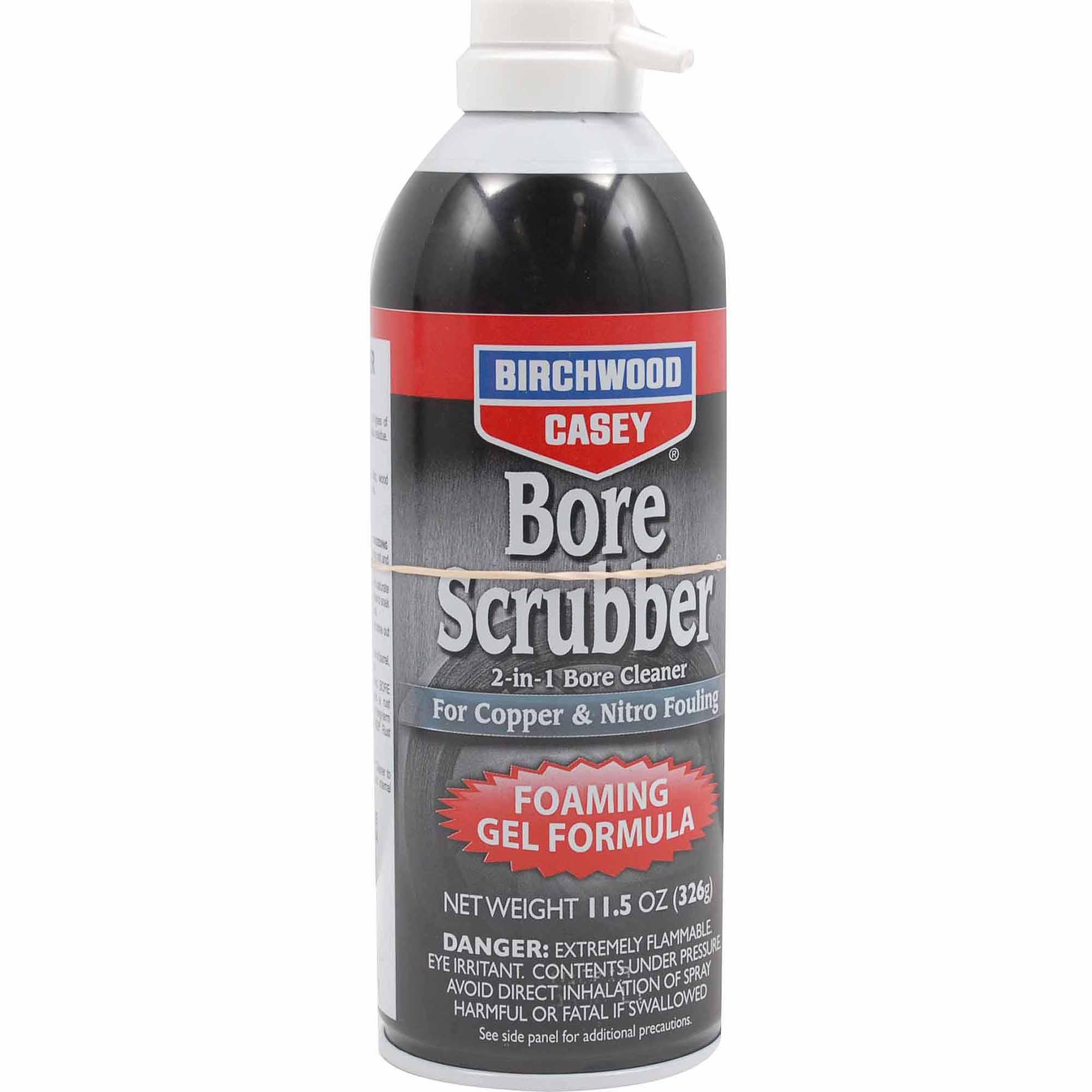 Birchwood Casey Bore Scrubber Foaming Gel, 11.5 oz