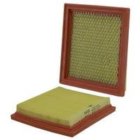 WIX WA6305 Air Filter Panel, 1 Pack (Filter)