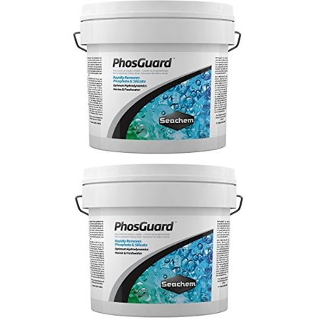Seachem PhosGuard Fish & Aquatic Life Filtration Media, 135.2 Oz ()