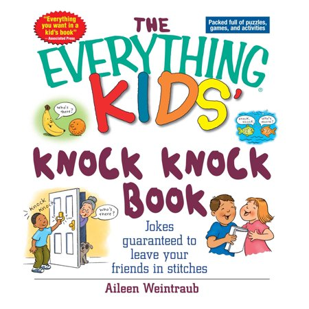 The Everything Kids' Knock Knock Book : Jokes Guaranteed To Leave Your Friends In Stitches](Activity Village Halloween Jokes)