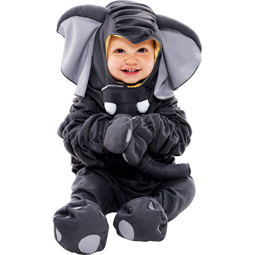 Little Golden Books Saggy Baggy Elephant Infant Costume