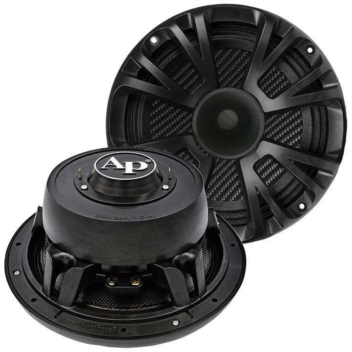 Pair Of 8 Inch 300 Watts 4 Ohms Car Speakers Audio Stereo Speakers