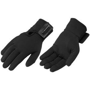 Firstgear Warm and Safe Heated Glove Liners - Large/X-Large/Black (Best Heated Glove Liners)