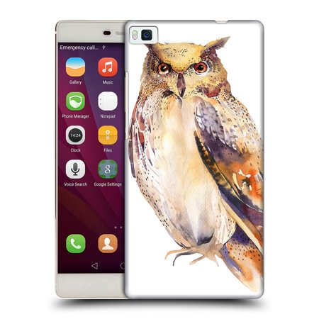 OFFICIAL KRISTINA KVILIS BIRDS HARD BACK CASE FOR HUAWEI PHONES 2