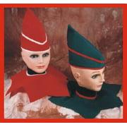 Hat - Elf Kit, Hat & Collar