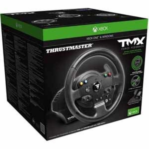 Thrustmaster 4469022 Xbox One/PC Tmx Force Feedback Racing Wheel, 4469022