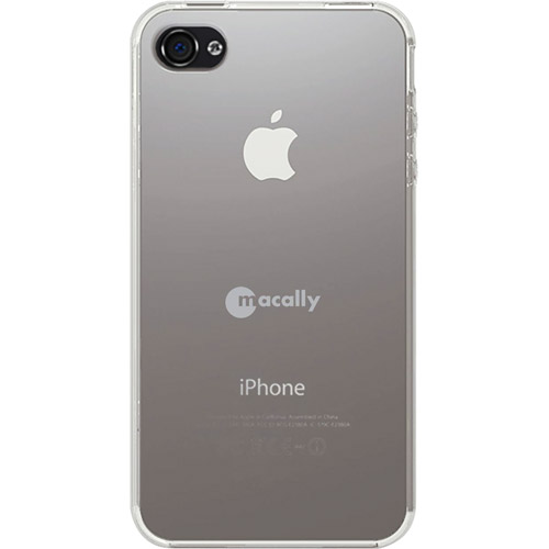 MacAlly Flexible Case iPhone 4, Clear