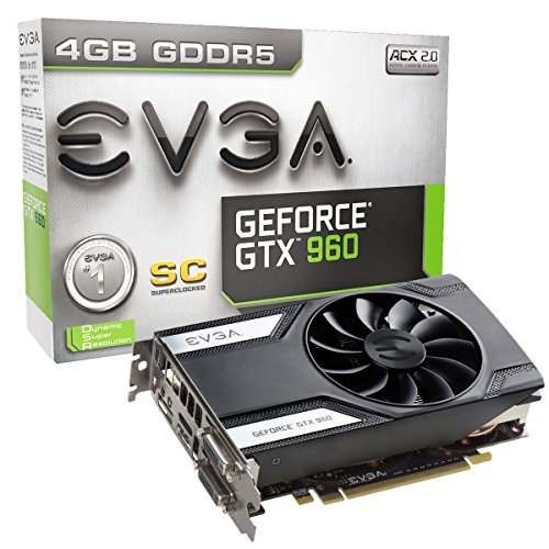 EVGA-GeForce-GTX-960-Super-Clocked-2GB-GDDR5-128bit-PCI-E-3.0-2x-Dual-Link-DVI-I-3-DP-G-SYNC-Ready-Graphics-Cards-02G-P4-2962-KR