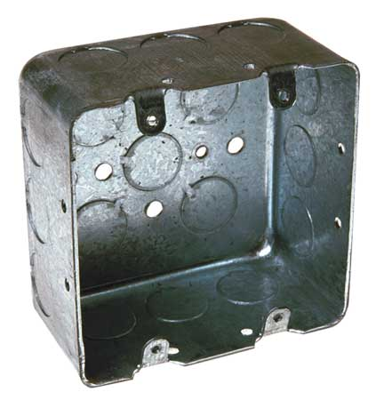 Electrical Box,Handy,1/2 in. Knockout RACO 680