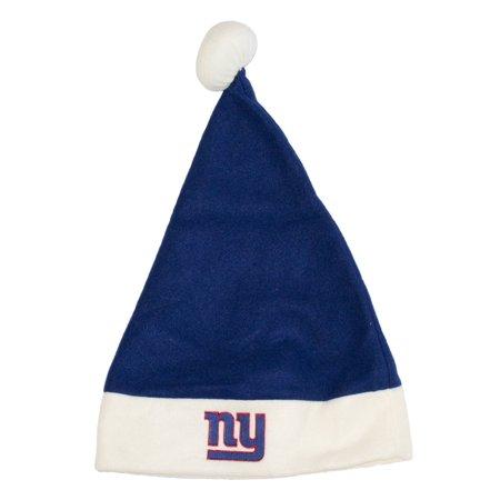 New York Giants Basic Felt Santa Hat - Felt Santa