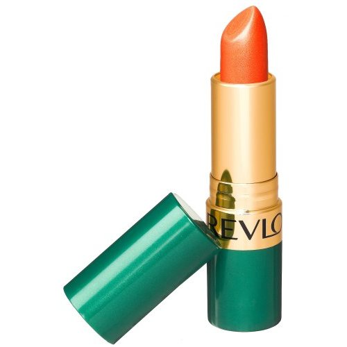 Revlon Moon Drops Lipstick, Frost, 24K Orange 706, 0.15 Ounce (Pack of 2)