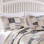 Global Trends Ozark 100% Cotton Quilted Pillow Sham