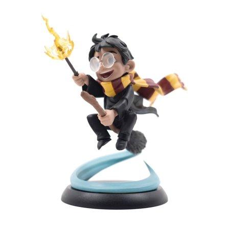 Harry Potter Q-Fig Harry's First Flight Figure (Flight Plotter)