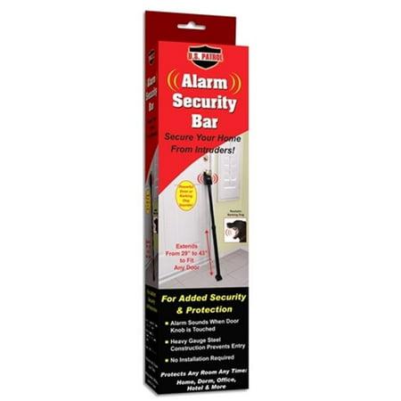 DDI 1757927 Alarm Security Bar - K-D Ver. Case Of 6