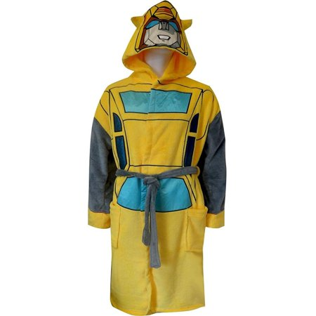 Transformers Bumblebee Adult Costume Robe - Transformer Costume Adult