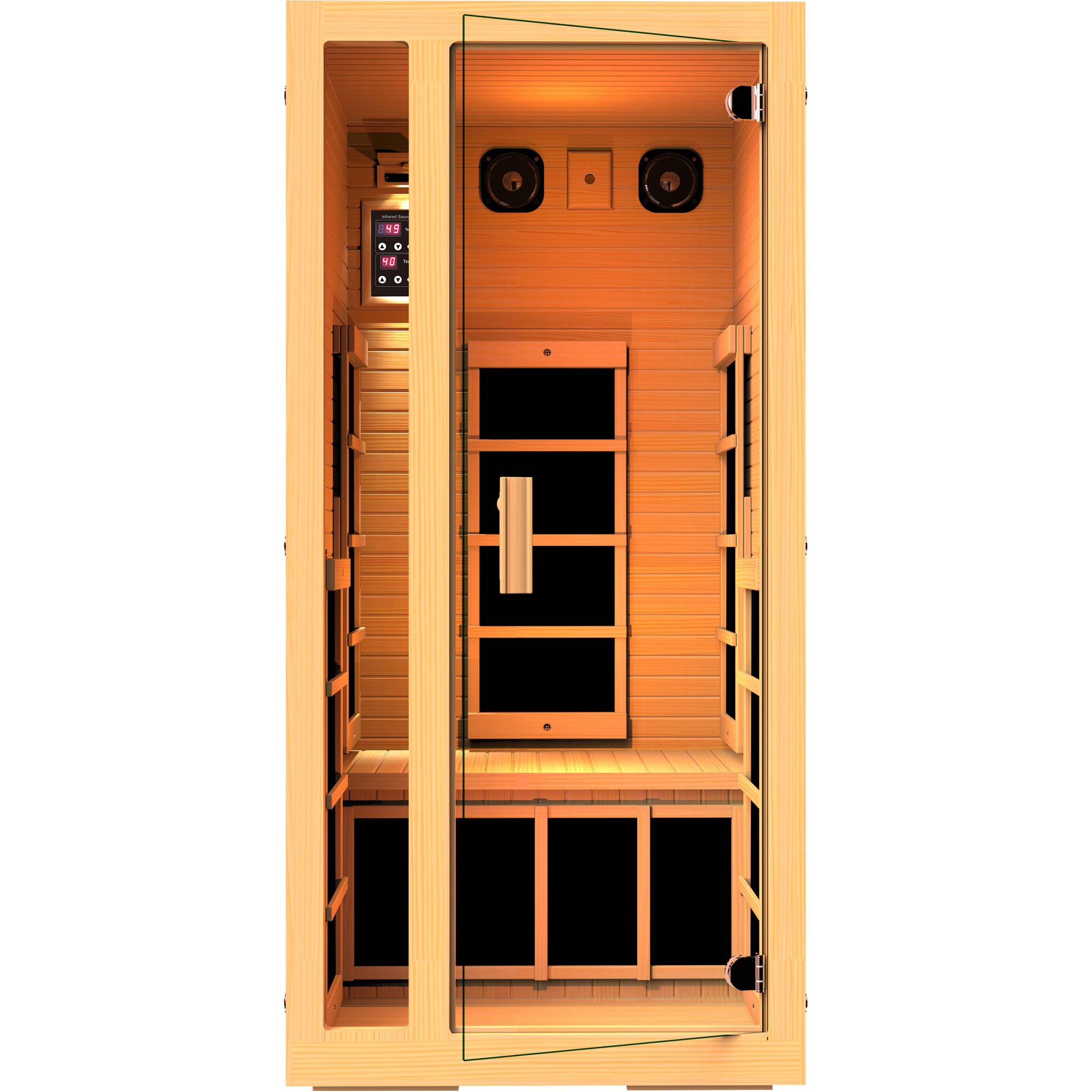Joyous 1-Person Far Infrared Sauna