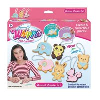 Animal Cookie SetDesigned for children ages 7 and older, Whipple's line of products foster creativity that you can wear, share and collect! By Whipple