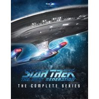 Star Trek The Next Generation: The Complete Series (Blu-ray)