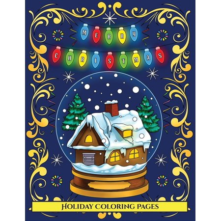 Christmas Coloring Pages for Kids: Christmas Coloring Pages for Kids: A Childrens Coloring (Colouring) Book with 30 Unique Christmas Coloring Pages: A Great Gift for Christmas (Childrens Colouring (Co ()