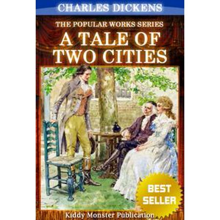City Of Lake Charles Halloween (A Tale of Two Cities By Charles Dickens -)