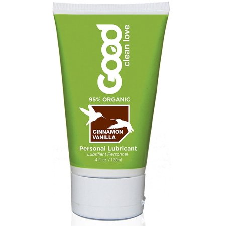 Good Clean Love All Natural Personal Lubricant, Cinnamon Vanilla 4 - Love Lube