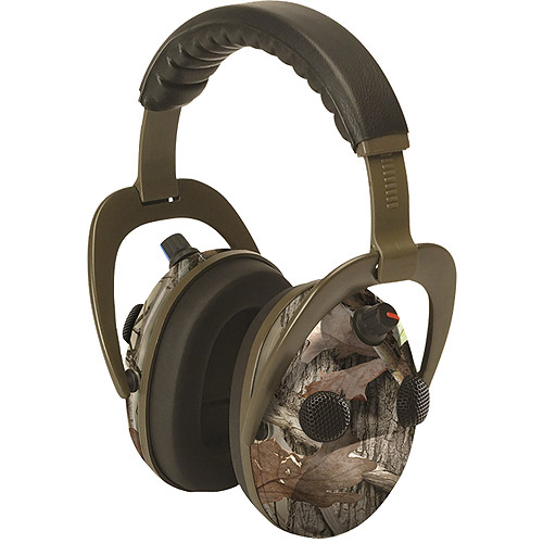 Walker's Game Ear Alpha Muffs 360, Next G-1 Green Camo