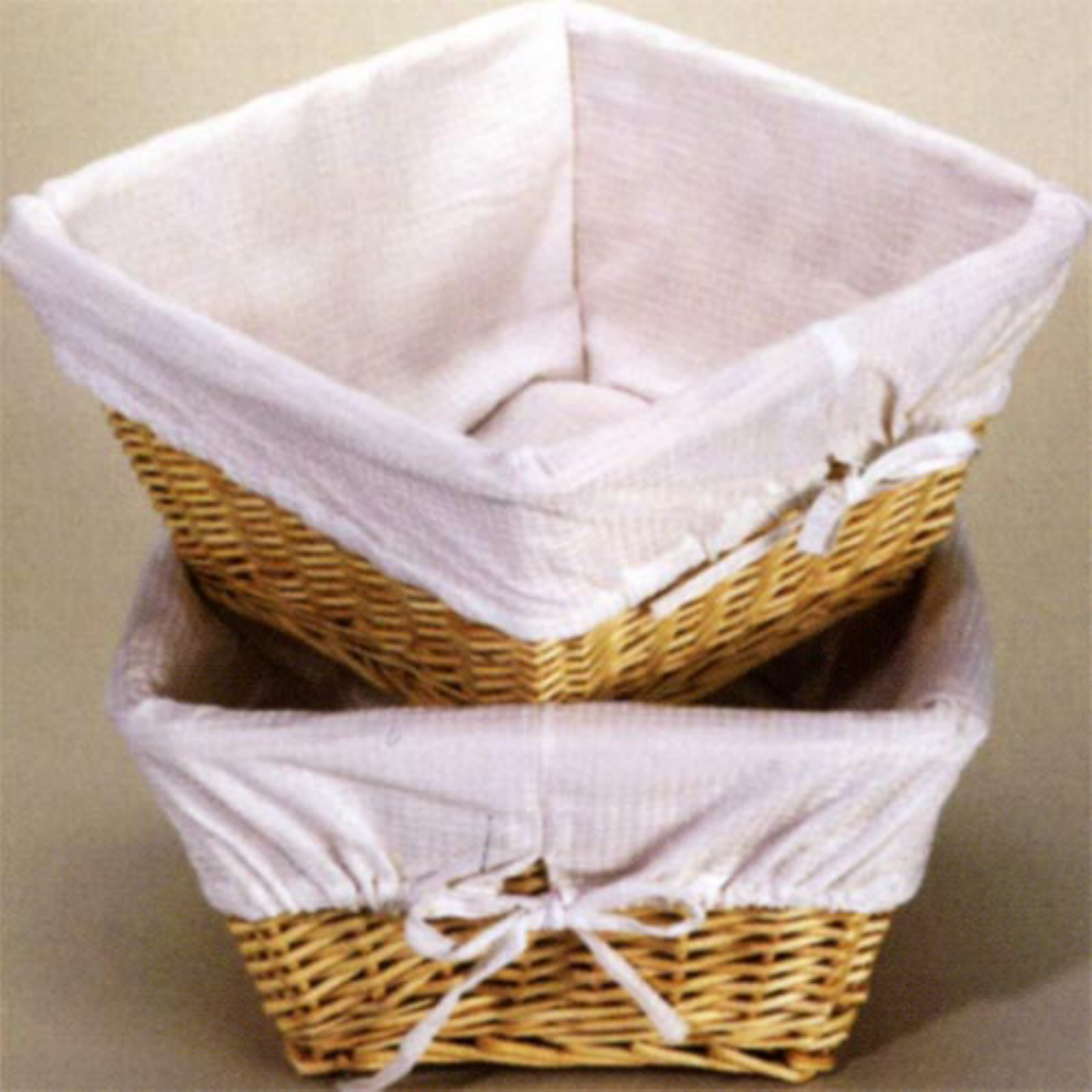 Natural Basket with Liner