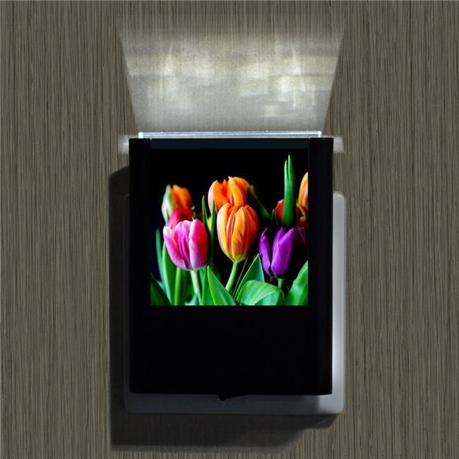 Uniqia UNLC0083 Night Light - Tulip 2 Color - image 1 of 1