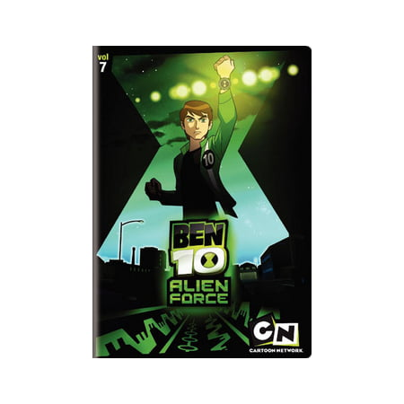 Ben 10 Alien Force: Season 1, Volume 7 (DVD) Ben 10 Alien Force