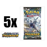 Best Pokemon Packs - Pokemon TCG - Lost Thunder Booster Packs Review
