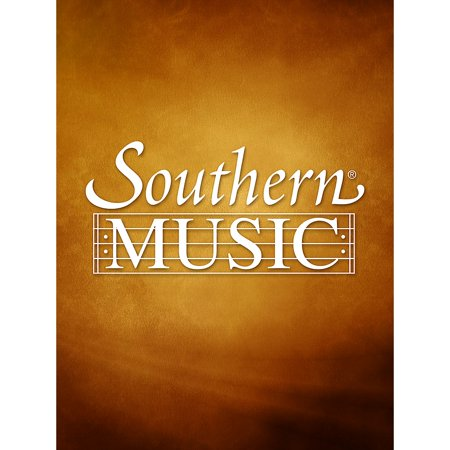 Southern And the  Strange Unknown Flowers (Unaccompanied Flute) Southern Music Series Composed by Charles - Halloween Music For Flute