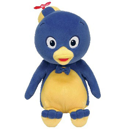 TY Beanie Baby - PABLO the Penguin (Nick Jr. - The Backyardigans) (6 inch)