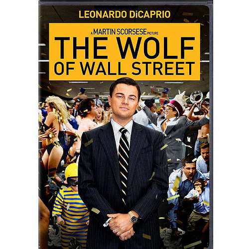 The Wolf Of Wall Street (Walmart Exclusive) (With INSTAWATCH) (Widescreen, WALMART EXCLUSIVE)