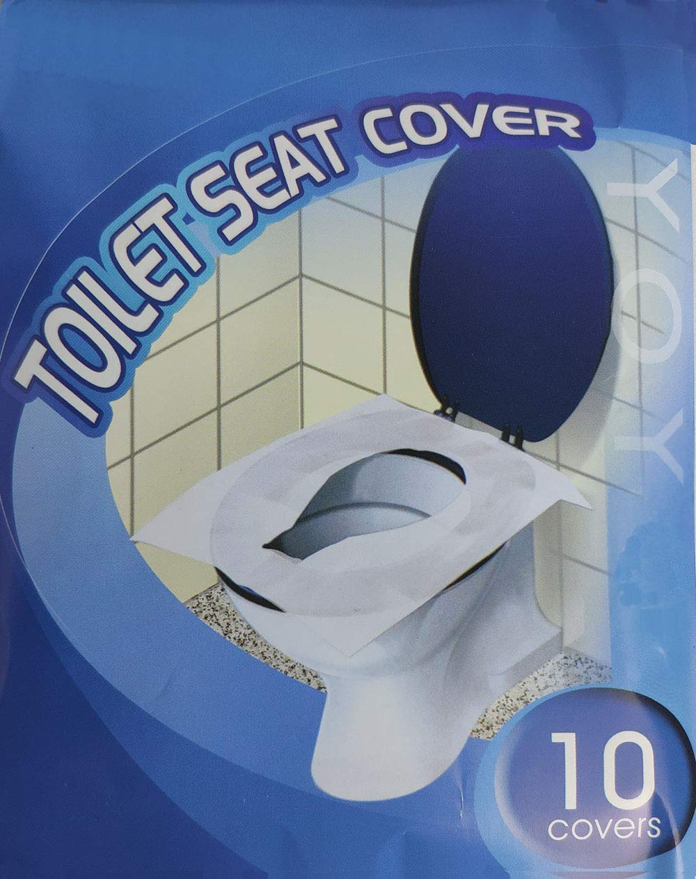 Evertone Pocket Size Disposable Toilet Seat Covers 10x 30x