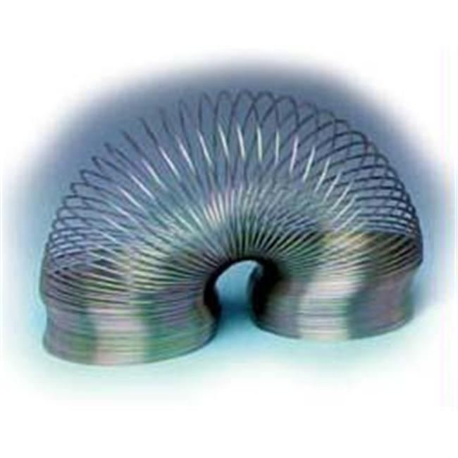Olympia Sports 14775 Wave Demonstrator Spring - Flat Coiled - 3 in. x 4 in.