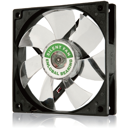 Enermax CPU Cooler UC-8EB ENLOBAL Bearing  80mm 1500RPM RoHS Retail