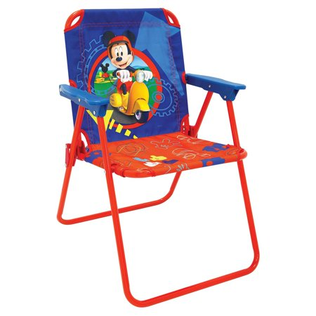 Disney Mickey Mouse Clubhouse Capers Fold-Up Chair - Walmart.com